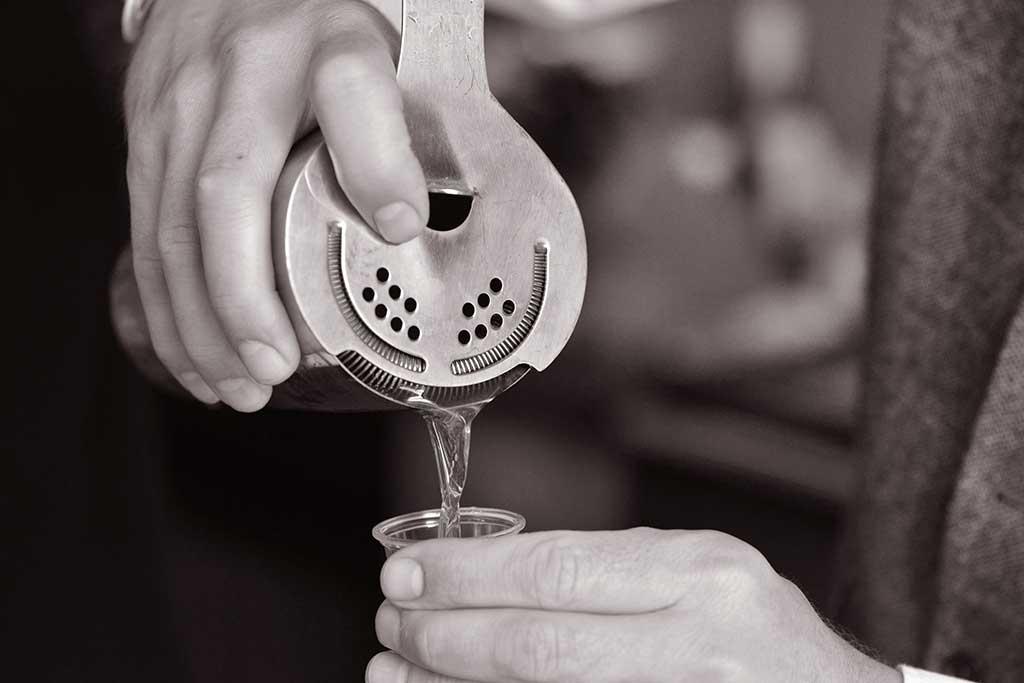 Making Cocktails - Liquid Spirit Events