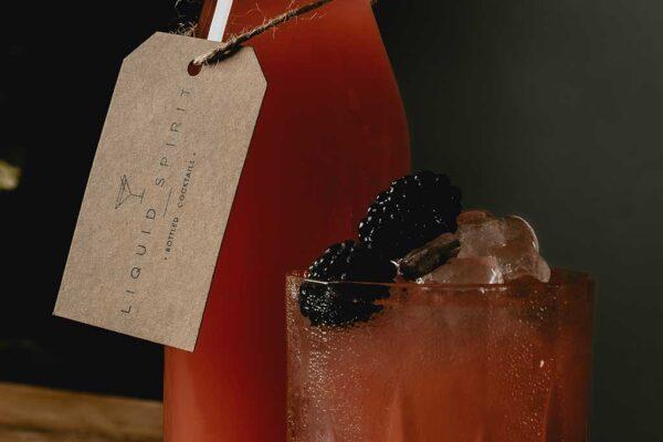 Liquid Spirit - Gin Bramble