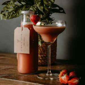 Strawberry Daiquiri Cocktail - Cocktails at home