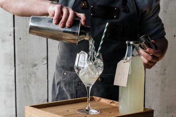 Liquid Spirit Cocktail Bartender